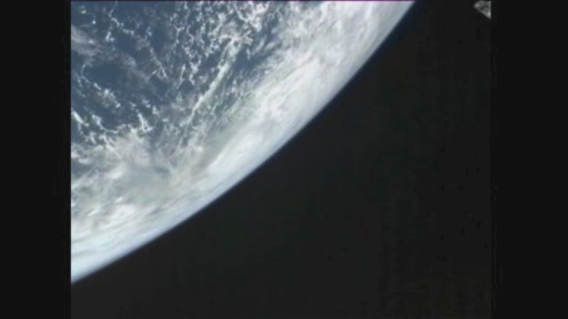 Spectacular Video Of Hurricane Sandy From The International Space Station