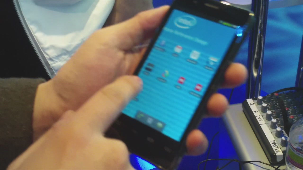 Hands On Intel's Last, Best Mobile Hope