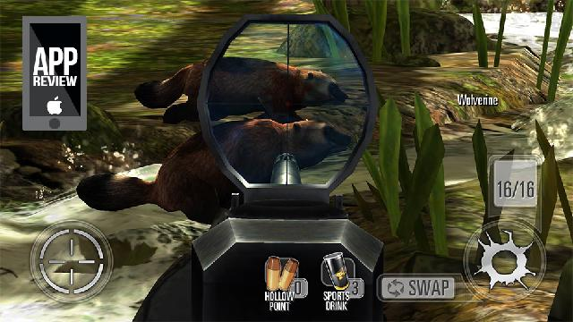 App Review: While The World Plays GTA V, I'm Playing Deer Hunter 2014