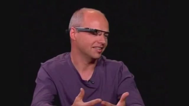 Google Glasses Make Their First TV Appearance