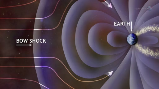 Hidden Portals Found In Earth's Magnetic Field