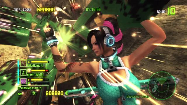 The Many Multiplayer Modes Of Anarchy Reigns