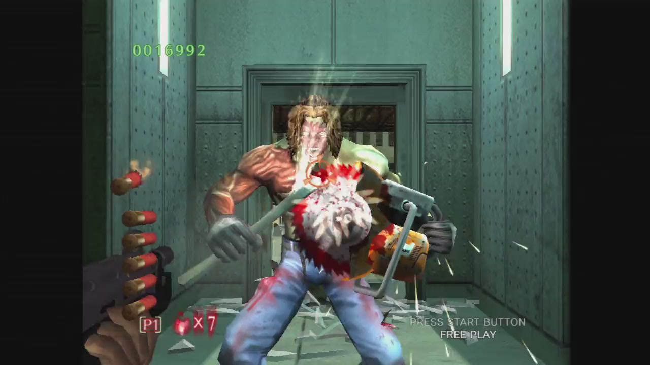 House Of The Dead Arcade Games Coming To PS3
