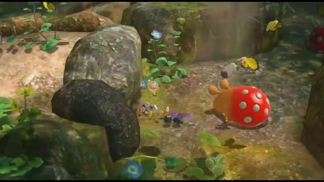 Pikmin 3 Gets Beautiful On Wii U Next Year