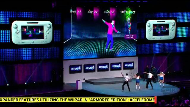 Watch Awkward Nintendo Dancers Get Down In Just Dance 4