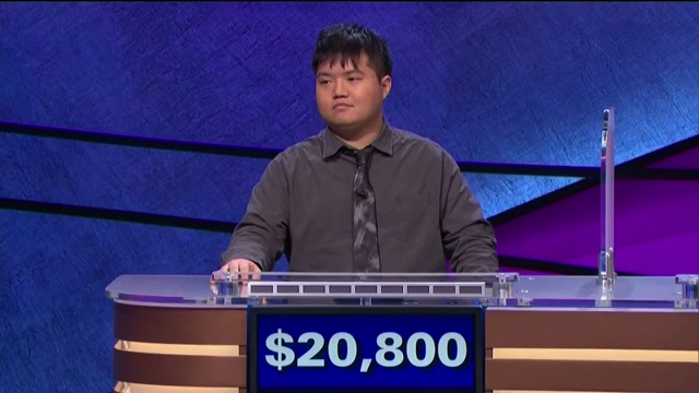 Jeopardy 'Villain' Arthur Chu Makes Another Appearance