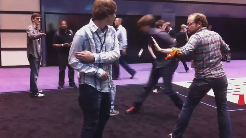 Ninja Is E3's Most Unexpected Turn-Based Game, Supports 30 Players