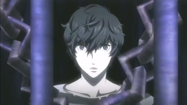 Persona 5 Anime Characters : The new persona trailer is more anime than gameplay