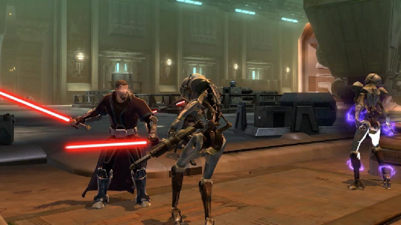 Watch An Imperial Assault Team Storm The Old Republic Equivalent Of The Death Star