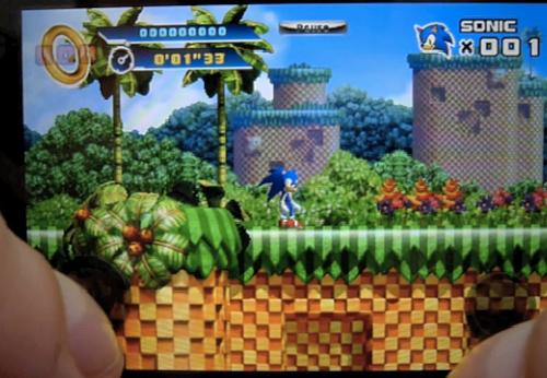 Sonic 4 Episode 1: It's Sonic On Your iPhone