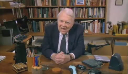 Andy Rooney Hates Gadgets, Cars, Gadgets In Cars