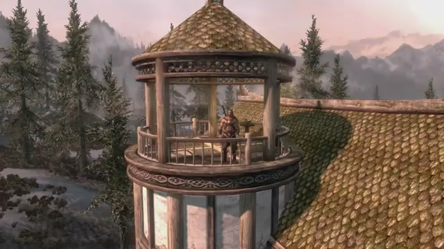 Build The Dragonborn's Dream House And Raise A Family In Skyrim's Hearthfire