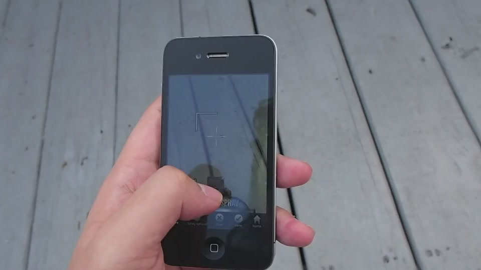 Street Tag For iPhone: Tag Up Walls Without Getting Arrested