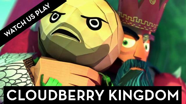 Watch Us Play Cloudberry Kingdom, The Cute Game That Will Destroy You
