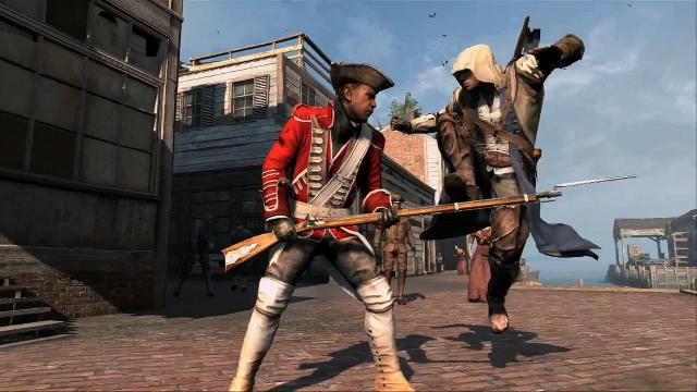 Check Out Assassin's Creed III's Brutal New Combat In This ...
