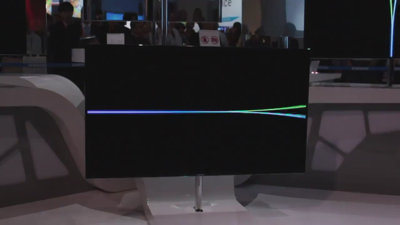 My Eyes Orgasmed When I Saw The Samsung Super OLED TV