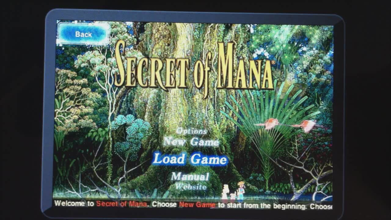A Touching Rendition Of Secret Of Mana