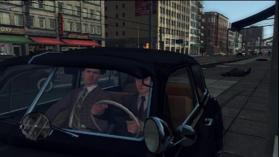 How To Kill A Pedestrian In L.A. Noire