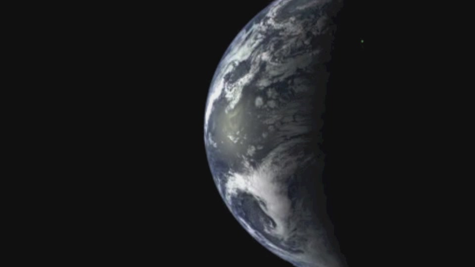 It's Hard To Believe We Live In This Beautiful Blue Marble