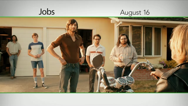 This New TV Spot For JOBS Shows Ashton Can Actually Act
