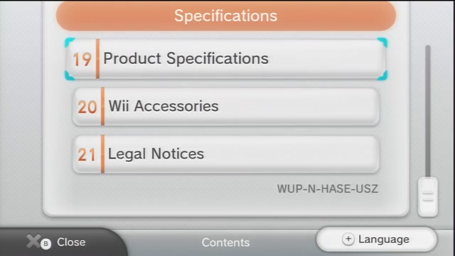 All The Wii U Specs You Could Dream Of, Except The Ones You Want To Know
