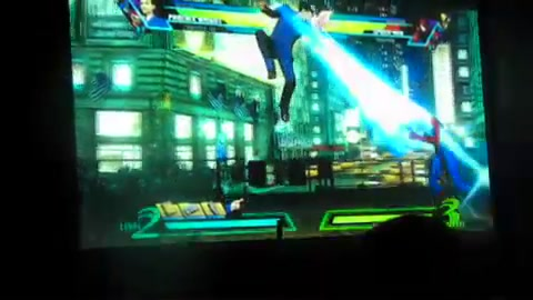 Phoenix Wright's Legal Attacks Get The Spotlight In This Ultimate Marvel Vs. Capcom 3 Trailer