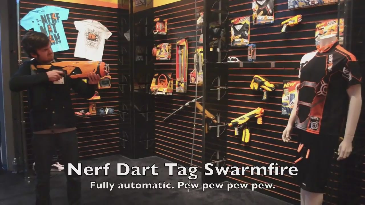 Nerf's Newest Dart Tag Guns Are The Best Way To Shoot Your Friends