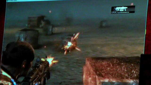 Good Thing This Annoying Gears Of War Enemy Doesn't Actually Exist