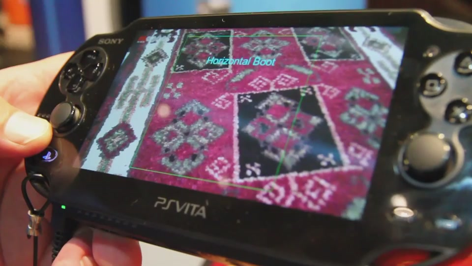 The PlayStation Vita Somehow Makes Augmented Reality Look Amazing