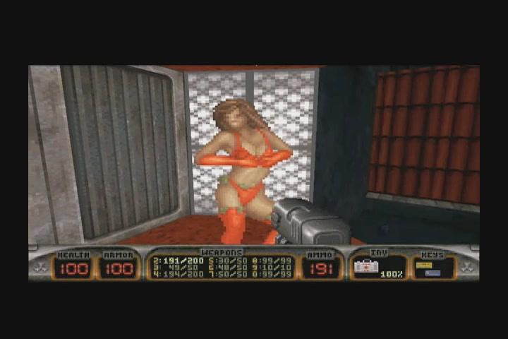 Grudge Match: Duke Nukem 3D Versus Duke Nukem Forever