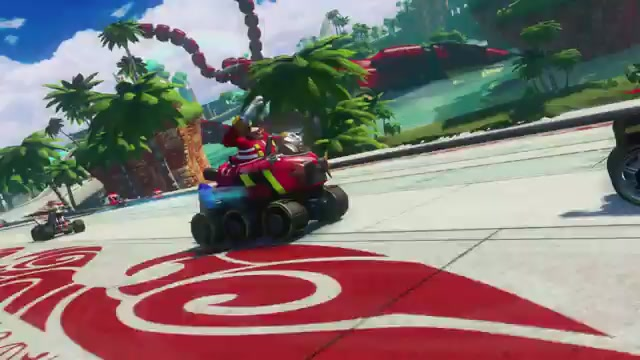 Fool Me Again? The New Sonic Racing Trailer Looks Good