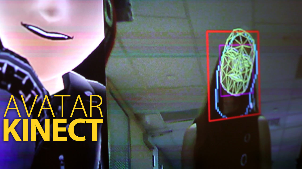 Peek Behind Avatar Kinect's Wireframe Curtain: How Xbox Turns You Into A Virtual Blinking, Winking Chatterbox