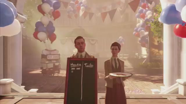 I Didn't Even Notice That Commander Shepard Was In BioShock Infinite