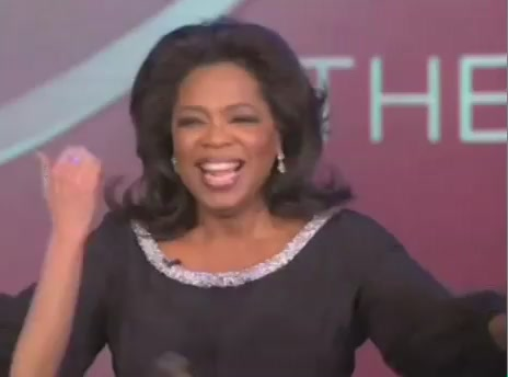 Oprah Audience Explodes Into Hysterics Over Free Xbox Kinects